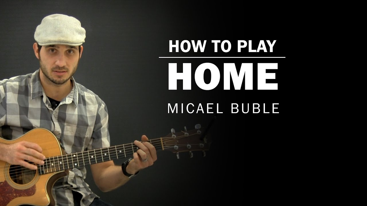 Home Michael Buble How To Play Beginner Guitar Lesson Youtube