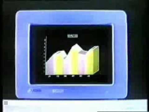 Atari 520 ST Commercial