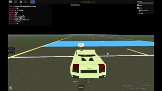 Roblox Racing: Drive™- Drag race, Lambo loses to Audi Minivan