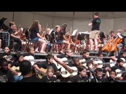 Nyack Summer Music Camp 2013