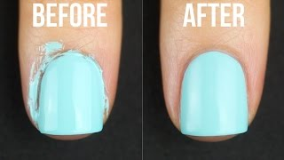 How to Clean Up Your Manicure - Nail Polish 101 || KELLI MARISSA