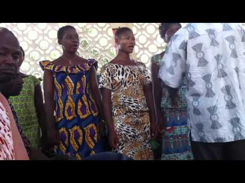Togo Choir - in Adeta, Togo, West Africa