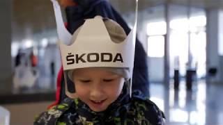 День 2. Международный юношеский хоккейный турнир «Кубок ŠKODA 2018»
