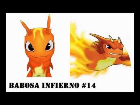 Bajoterra/Slugterra babosas - YouTube