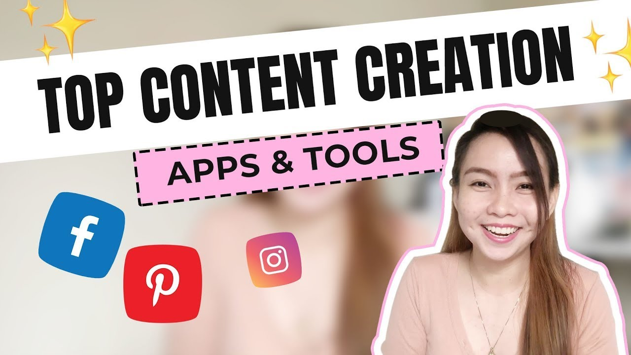 6 Best Apps and Tools for Content Creation 2021   Social Media Strategies
