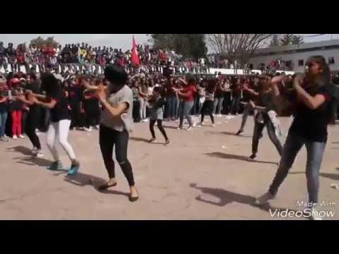 Dakhla Bac science lycée Grombalia 2017