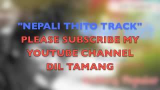 Mo ta Nepali thito karaoke with lyrics
