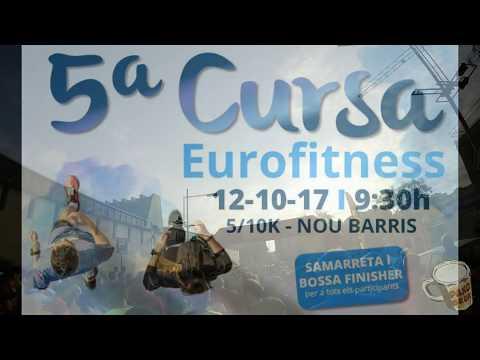 Cursa Eurofitness Nou Barris 2017 · GoPro 5k