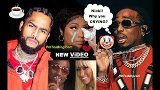 Dave East Expose Nicki Minaj Wants him, Quavo CLOWNS Her on Stage #TEA ????????ViDEO