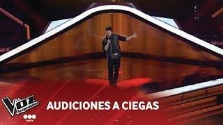 """David Pla - """"Sigo siendo el rey"""" - Luis Miguel - Audiciones ..."""