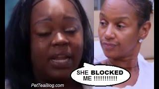 Takari says Jackie BLOCKED her & NEVER met her SONS!!!  👀☕️🐸#BBWLA