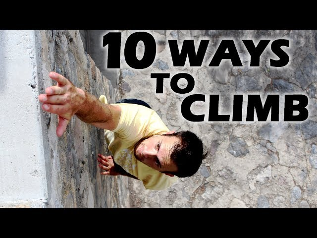 10 Parkour Moves