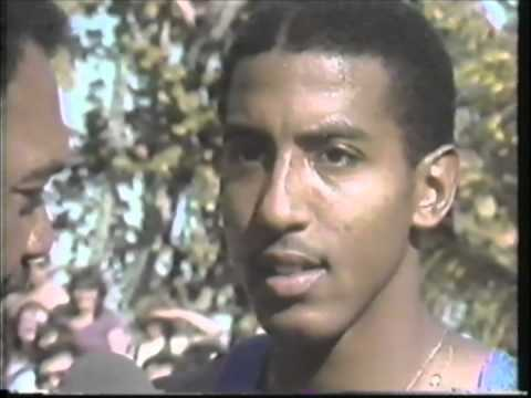 1981 Superstars Final - Obstacle Course - Edwin Moses - Part 1/2