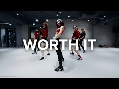 Worth it - Fifth Harmony ft.Kid Ink / May J Lee Choreography - Как поздравить с Днем Рождения