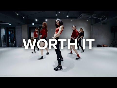 Worth it - Fifth Harmony ft.Kid Ink / May J Lee Choreography - Как поздравить с Днем Рождения