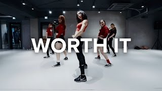 Video Worth it - Fifth Harmony ft.Kid Ink / May J Lee Choreography download MP3, 3GP, MP4, WEBM, AVI, FLV Oktober 2018