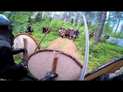 LARP GoPro Рагнарек: Северное мужество. Вторая славная битва