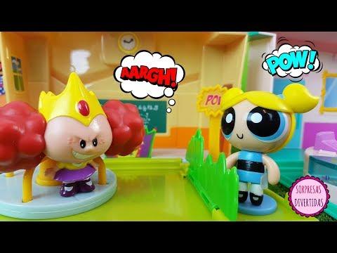 Levantarse temprano - Historias con los juguetes de las SUPERNENAS