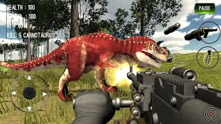 Dinosaur Hunter Dino World