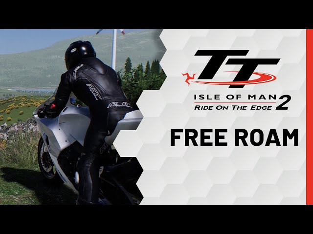 TT Isle of Man - Ride on the Edge 2 | Free Roam