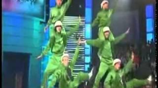 "Super Cr3w ABDC - Week 8 ""Humpty Dance"""