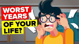 Verdict Is In: These Are The Hardest Years Of Your Life!