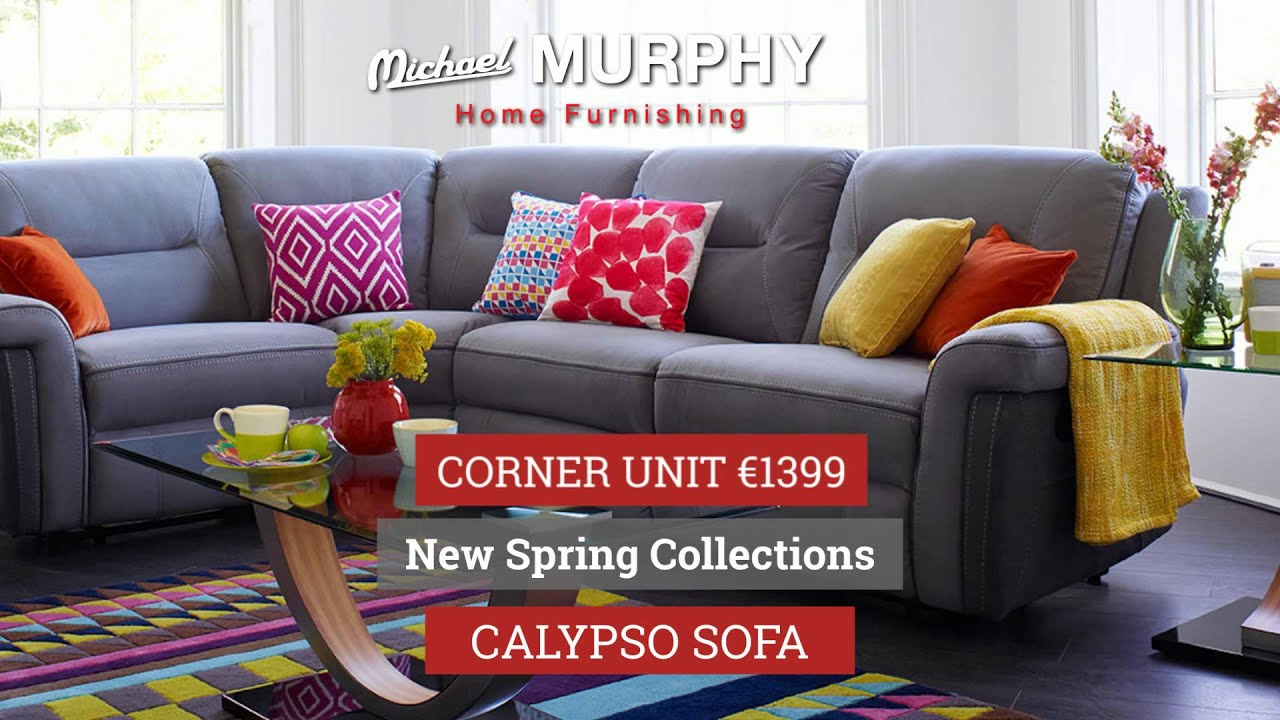 Spring Fabric & Leather Sofa Collections 2016, Dublin
