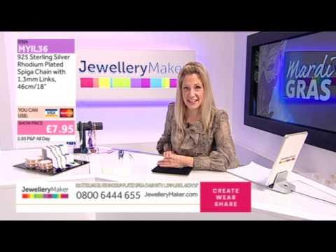 JewelleryMaker LIVE 17/02/2017 - 8am - 1pm