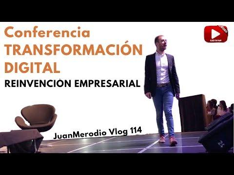 REINVENCIÓN EMPRESARIAL Y TRANSFORMACIÓN DIGITAL (conferencia) ✔ 👉GeneXusProjectsDay2017 (Uruguay)