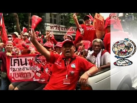 Monarchy and Democracy Are Uneasy Bedfellows in Thailand (2010)