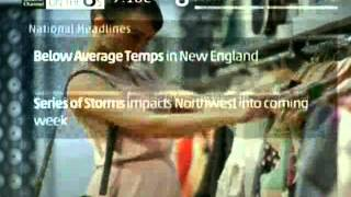 Weather Channel December 2015 Evening 1 - 20 (Best of 2015/2014)