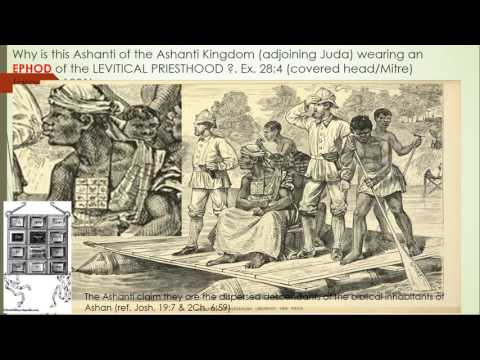 African Israel Of Bible Times
