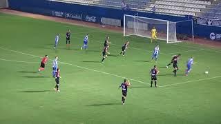 Lorca Deportiva 1 - Extremadura 1 (26-08-17)