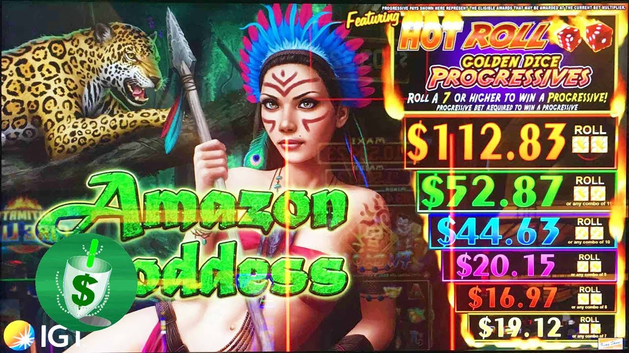 I am VegasLowRoller and here you will see the NEW slot machines I find at the casinos.Please keep in mind that these videos will stay up in this list indefi.