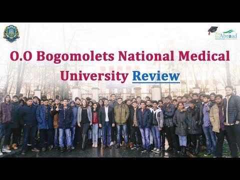 Bogomolets National Medical University | Official Video| Study MBBS Abroad, Ukraine