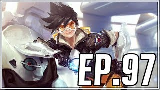 Random Overwatch Highlights - Ep. 97