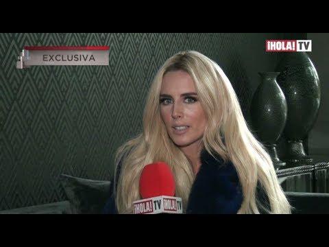 Tania Ruiz Se Sincera Sobre Su Corazón Y Su Relación Con Los Seguidores   ¡HOLA! TV