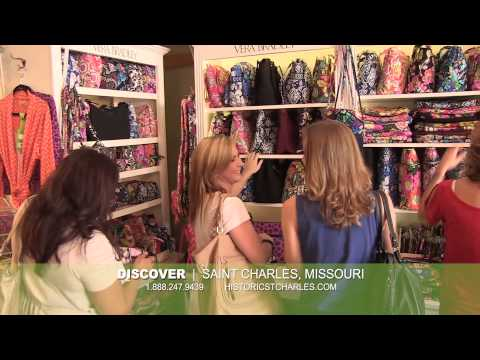 Plan Your Visit to Saint Charles Missouri