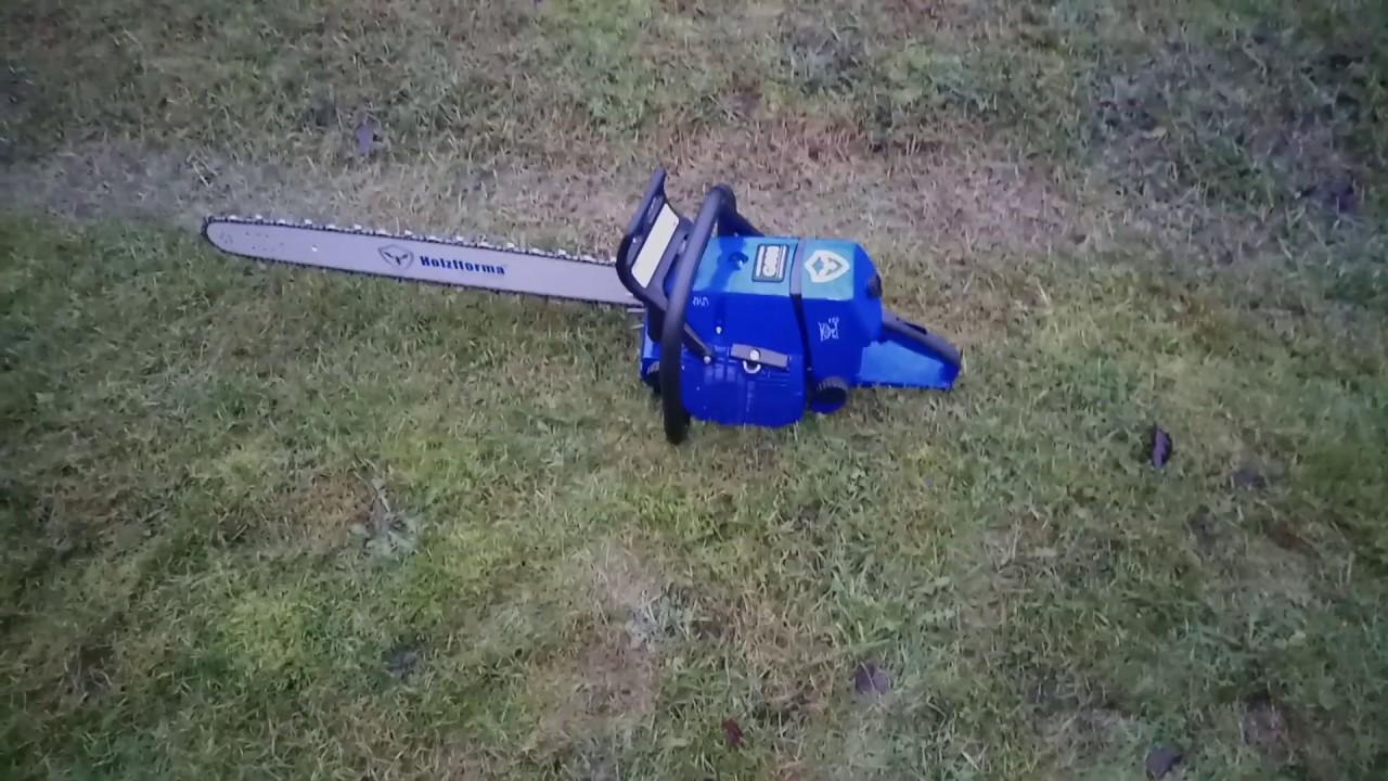Farmertec Holzfforma Blue Thunder G660 92cc
