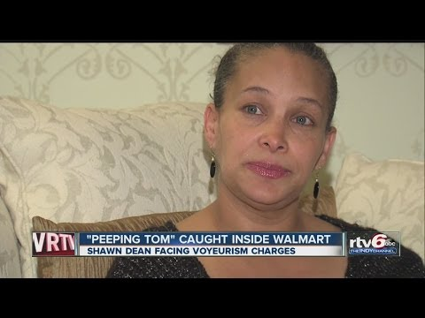 Police say man took under dress shots of 11-year-old girl, 21-year-old woman at Wal-Mart