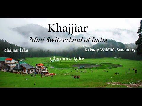 Khajjiar Himachal Pradesh Mini Switzerland Of India