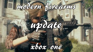 Fallout 4 modern firearms XB1 *UPDATED!*