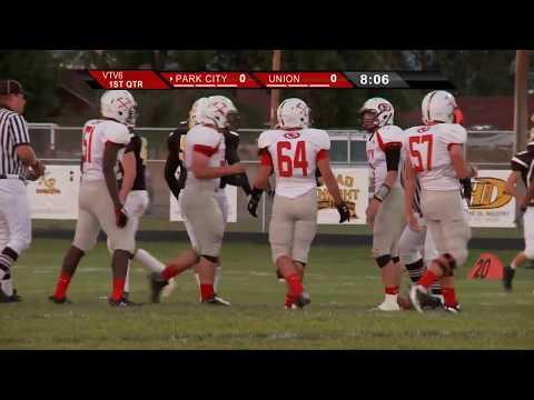 VTV6 H.S. Football - Park City @ Union 2012