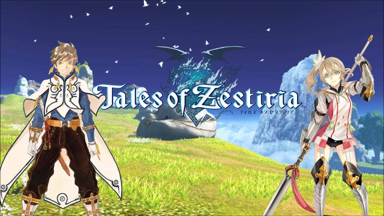 Tales Of Zestiria Pc Let S Play Part 8 Zaveid Edna And The