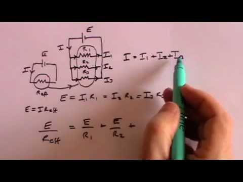 Electricity - A Level Physics