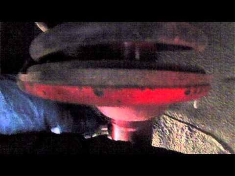 service 19 Subaru WRX STi zero grease fittingStrut clunk noise  Feal suspension strut