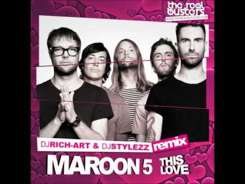 Maroon 5 - This Love (DJ RICH-ART & DJ STYLEZZ Remix)