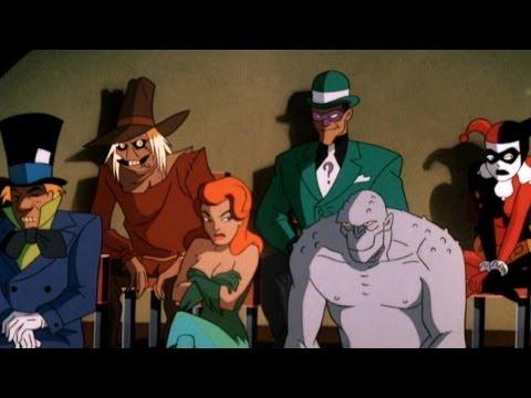 Top 5 Best Batman the Animated Series Villains