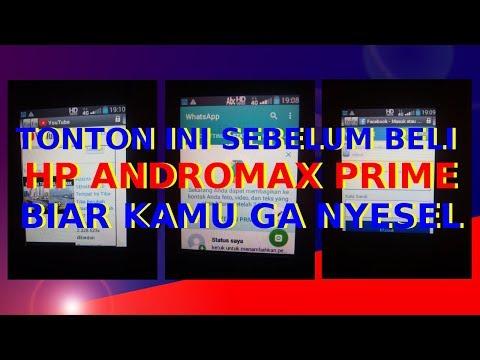 Baca Ini Sebelum Beli Andromax Prime 4G Biar Ga Nyesel!