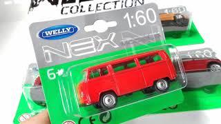 Compras de Novas Miniaturas na Collection